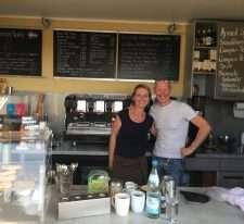 Coffeeshop Strandpunkt Heiligendamm Foto 2